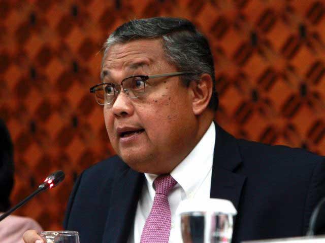 RDG BI November Putuskan Suku Bunga Acuan Tetap 5 Persen