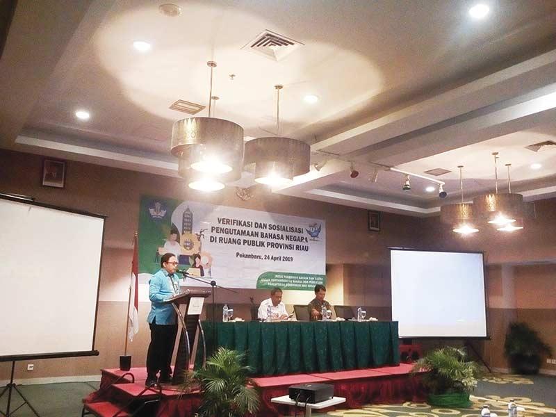 Bahasa Indonesia Satukan  Suku Bangsa dan Budaya