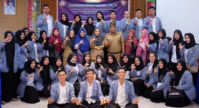 Pembukaan PBL II STIKes Payung Negeri Pekanbaru
