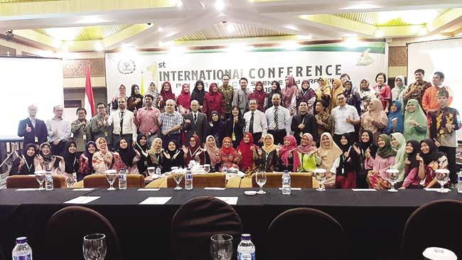 Stifar Riau Taja Seminar Internasional