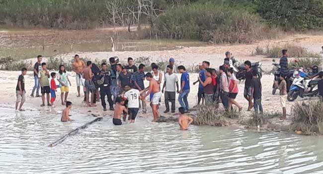 Remaja Tewas Tenggelam di Danau