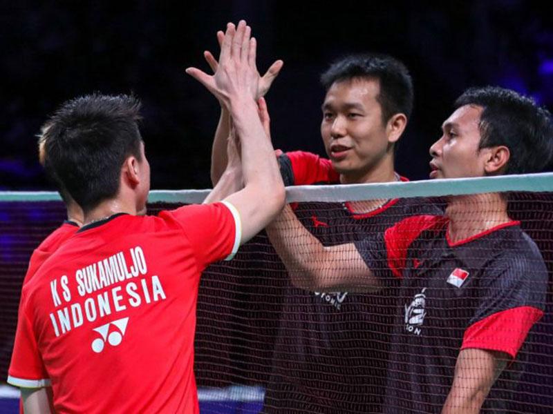 Minions Juara China Open 2019