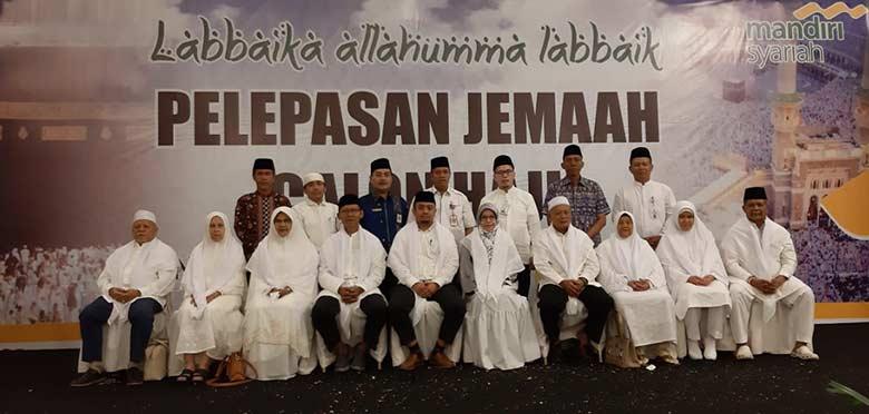 BSM Lepas 635 Jamaah Calon Haji