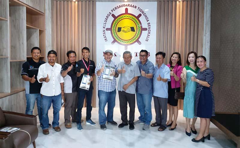 "IKPTB Sepakati Semarakkan  ""Ni Hau"" Riau Tv"