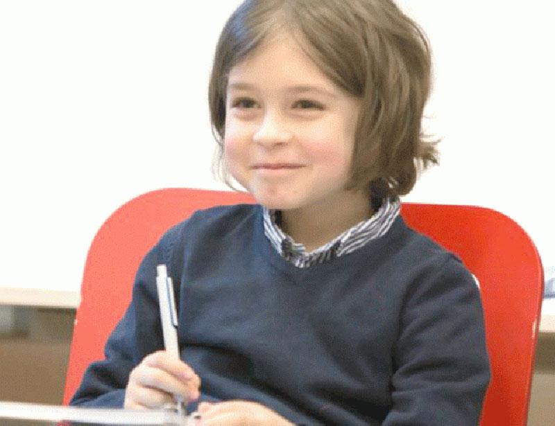 Luar Biasa, Umur 9 Tahun Jadi Sarjana