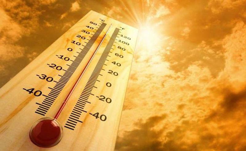 Suhu Panas Berlangsung Sampai Akhir Oktober