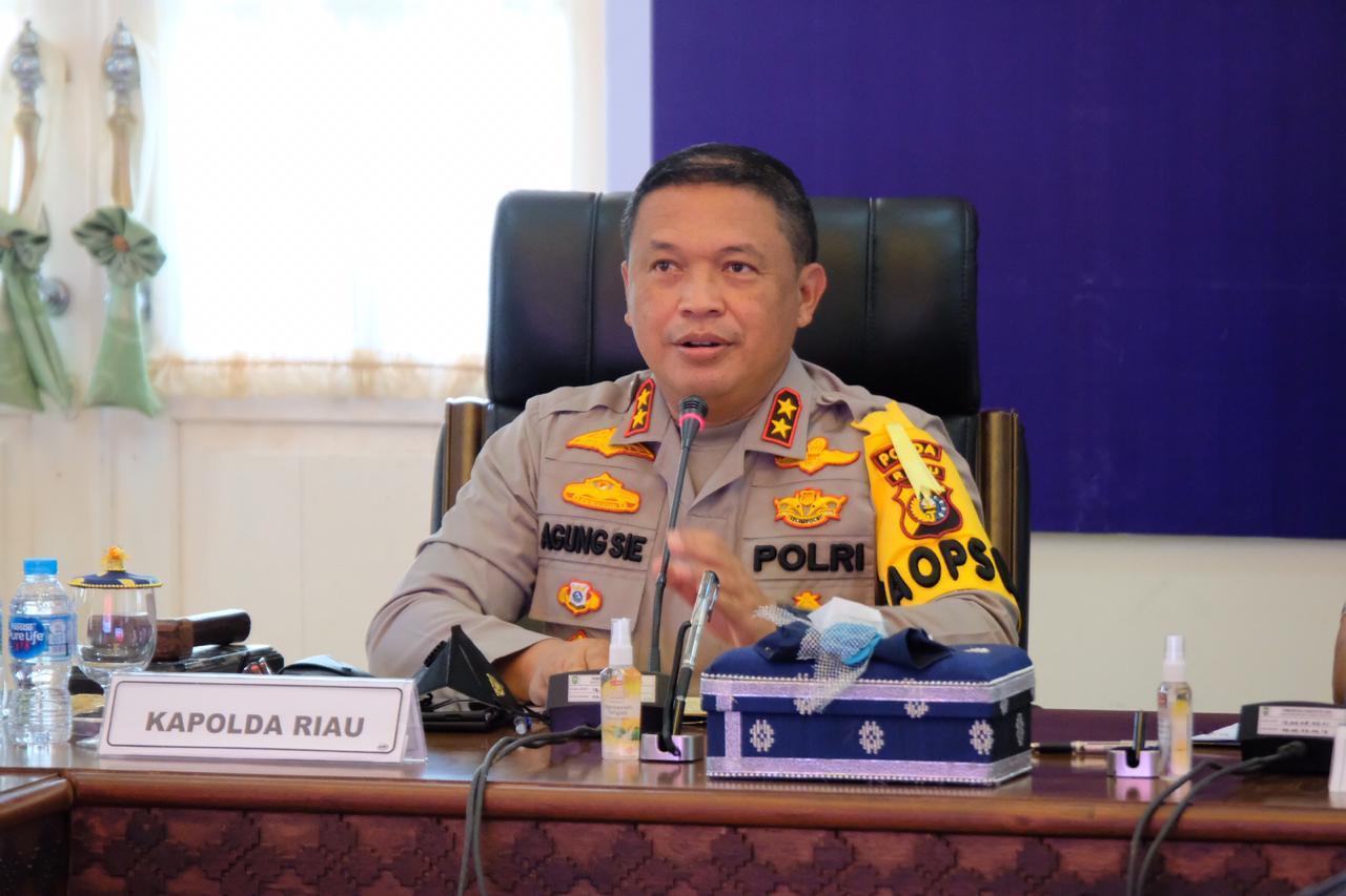 Kapolda: Riau Pos Jadi Inspirasi Dalam Membuat Keputusan yang Hebat