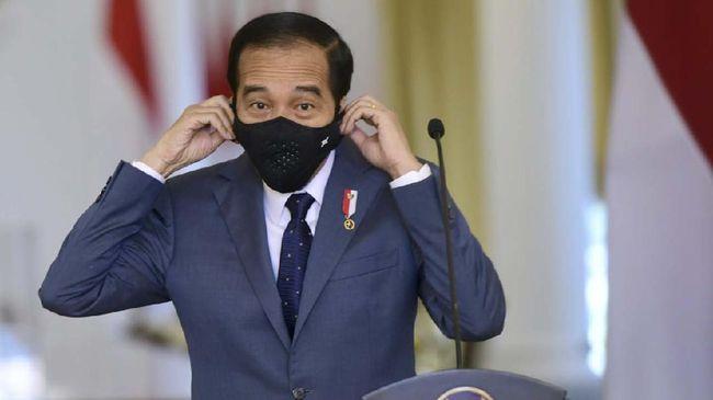 Jokowi Akui Angka Kematian Covid-19 di Indonesia Lebih Tinggi Dibanding Dunia
