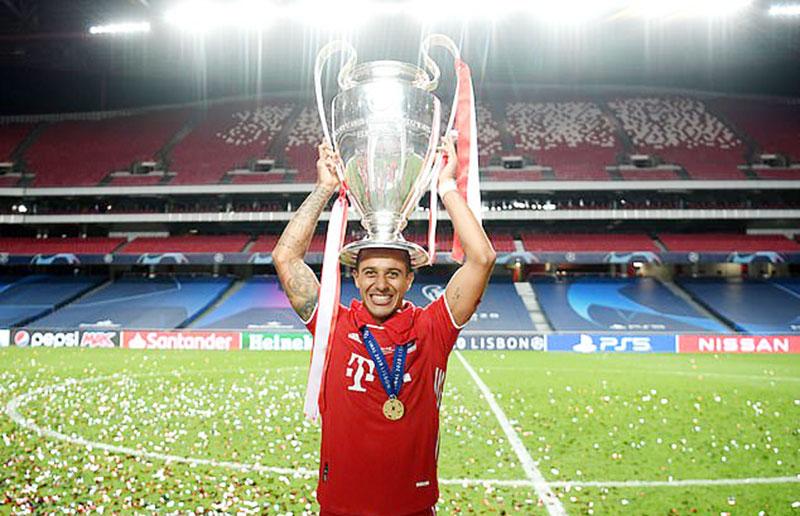 Ke Liverpool, Ini yang Diucapkan Thiago untuk Bayern