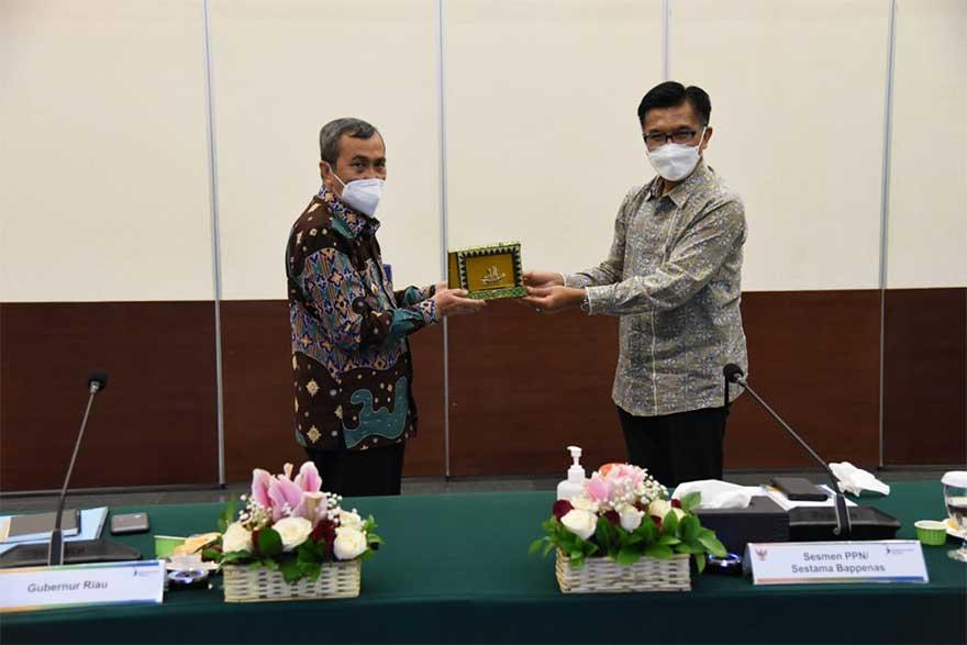Riau Berpeluang Terima Hibah Triliunan Rupiah dari MCC