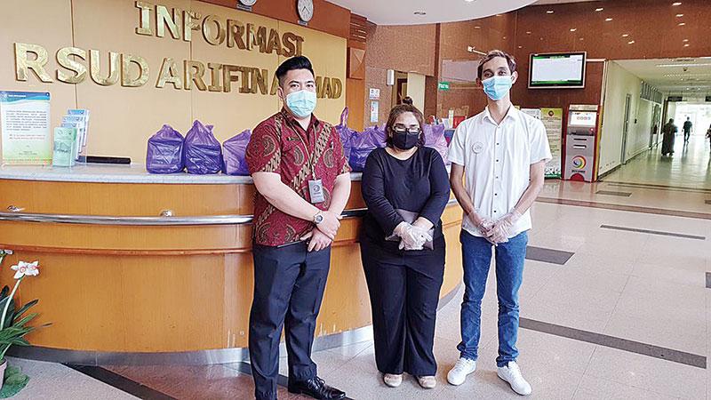FOX Hotel Pekanbaru Berbagi Paket