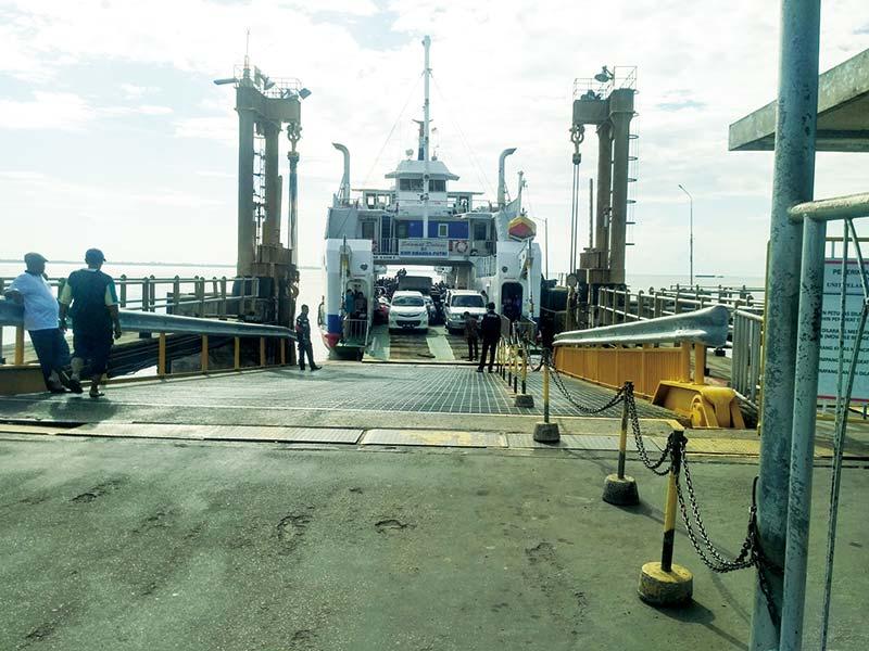 Mulai Hari Ini, Tiga Kapal Roro Kembali Beroperasi