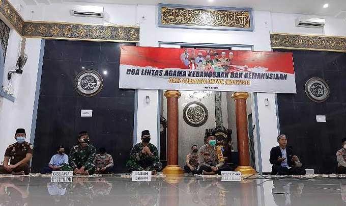 Jokowi Optimistis Doa Ulama Hadapi Cobaan Pandemi Covid-19
