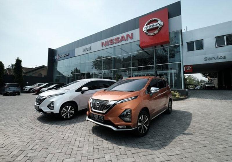 Pabrik Nissan di Indonesia Tutup
