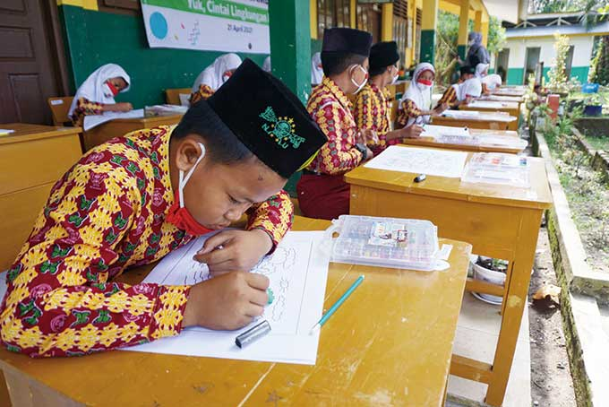 RAPP-APR Dukung Edukasi Dini Anak Peringati Hari Bumi