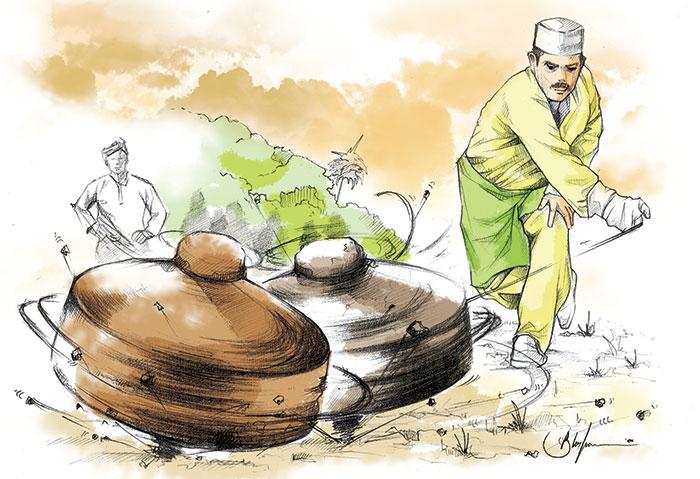 Mengenal Permainan Tradisional Melayu