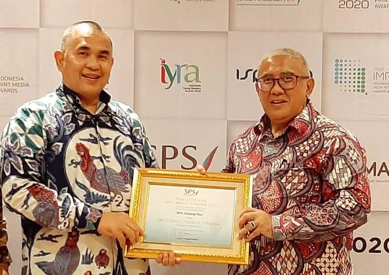 SPS Desak Pemerintah Beri Insentif untuk Perusahaan Pers dan JPS untuk Wartawan