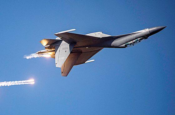 Dampak Kedekatan Taiwan-AS, Cina Warning Turunkan 25 Jet Tempur