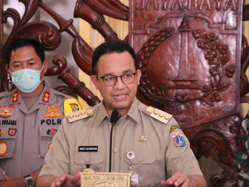 Tak Taat PSBB Dipidana 1 Tahun Penjara