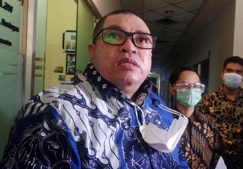 Razman Arif Mengaku Diteror dan Diancam