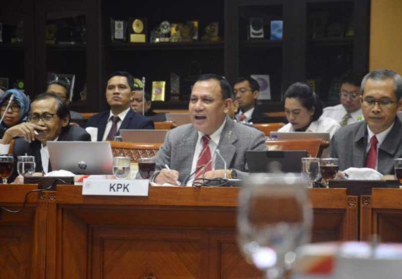KPK Tegaskan Koruptor Anggaran COVID-19 Bakal Dihukum Mati