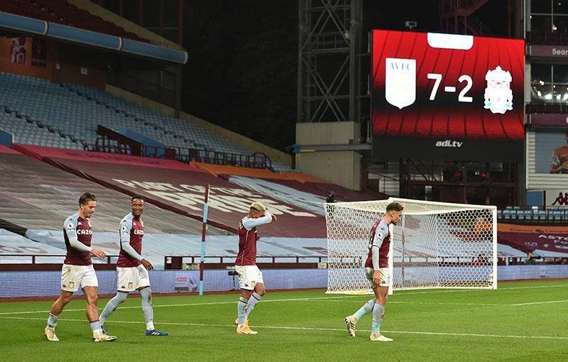 Ini 5 Kekalahan Terbesar Liverpool Sepanjang Masa