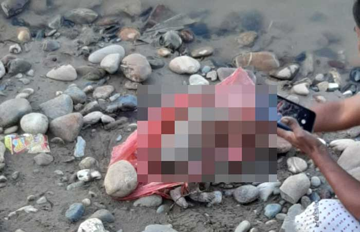 Heboh! Penemuan Mayat Bayi di Tepi Sungai Kuantan