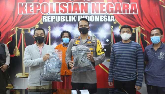 Polisi Tangkap Dua Orang Diduga Provokator Penolakan PSBB Dumai