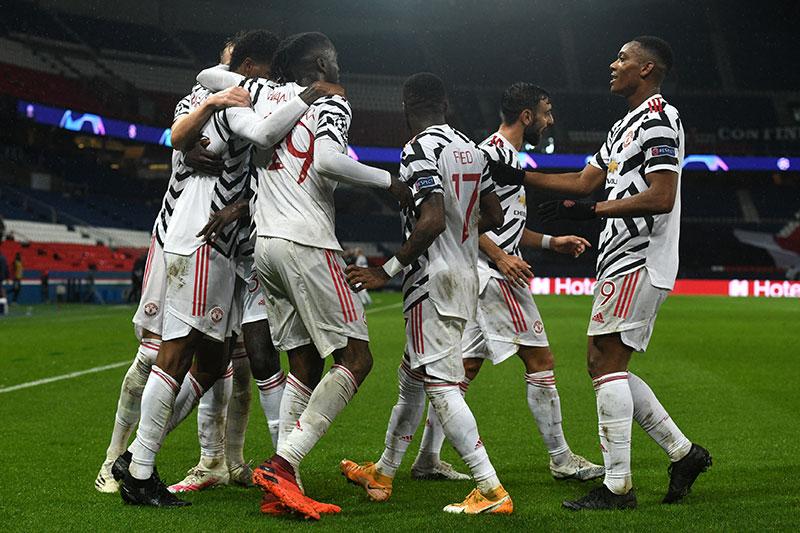 Rashford Bawa MU Hancurkan PSG di Paris