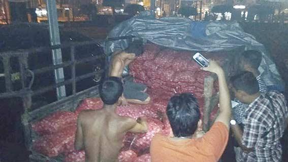 Bawang Merah Asal Malaysia Bakal Dimusnahkan