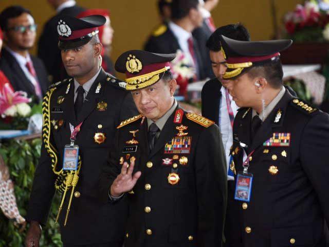 Tito Karnavian, Mantan Kapolri Termuda Kini Jadi Mendagri