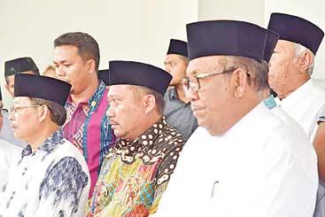 Gubri Minta Visi Bupati Azis Zaenal Dilanjutkan