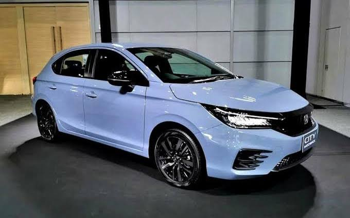 Harga Honda City Hatchback RS Mulai Rp289 Juta
