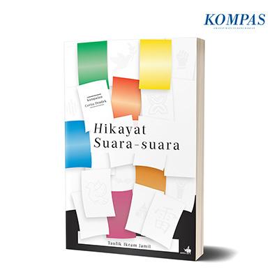 Sandiaga Uno Bedah Buku Hikayat Suara-Suara Karya TIJ