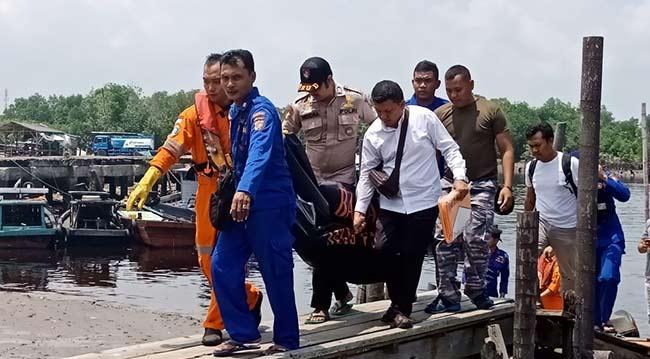 Pak Wo Ditemukan Tewas di Pinggir Sungai