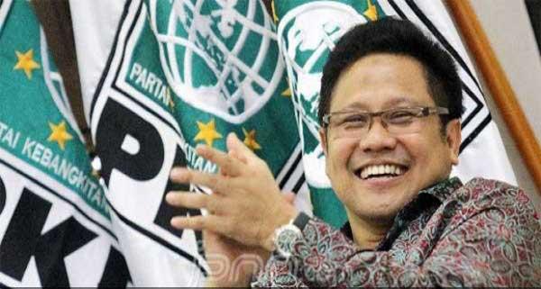 Cak Imin:Ketemu Surya Paloh Tak Bicara Posisi Ketua MPR