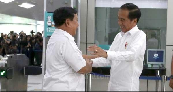 Besok Siang Prabowo Akan Bertemu Jokowi dan Megawati