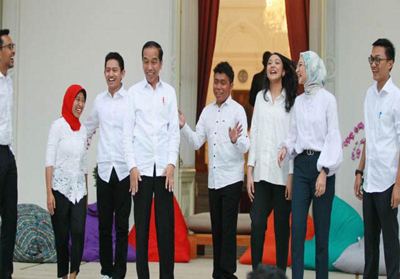Soal Staf Khusus Presiden, PKS: Jangan Biarkan Jokowi Bingung