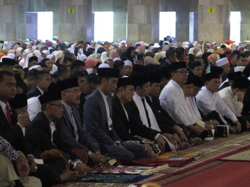Muhammadiyah Terbitkan Tuntunan Salat Idul Fitri