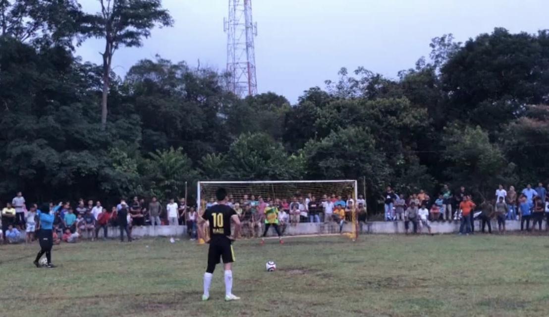 Pupus Asa Tuan Rumah, Sampurago FC Juara Himapalko Cup