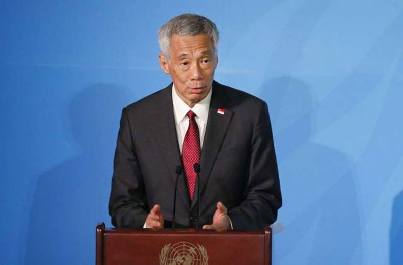 PM Singapura Ingatkan Warganya Waspada Virus Corona