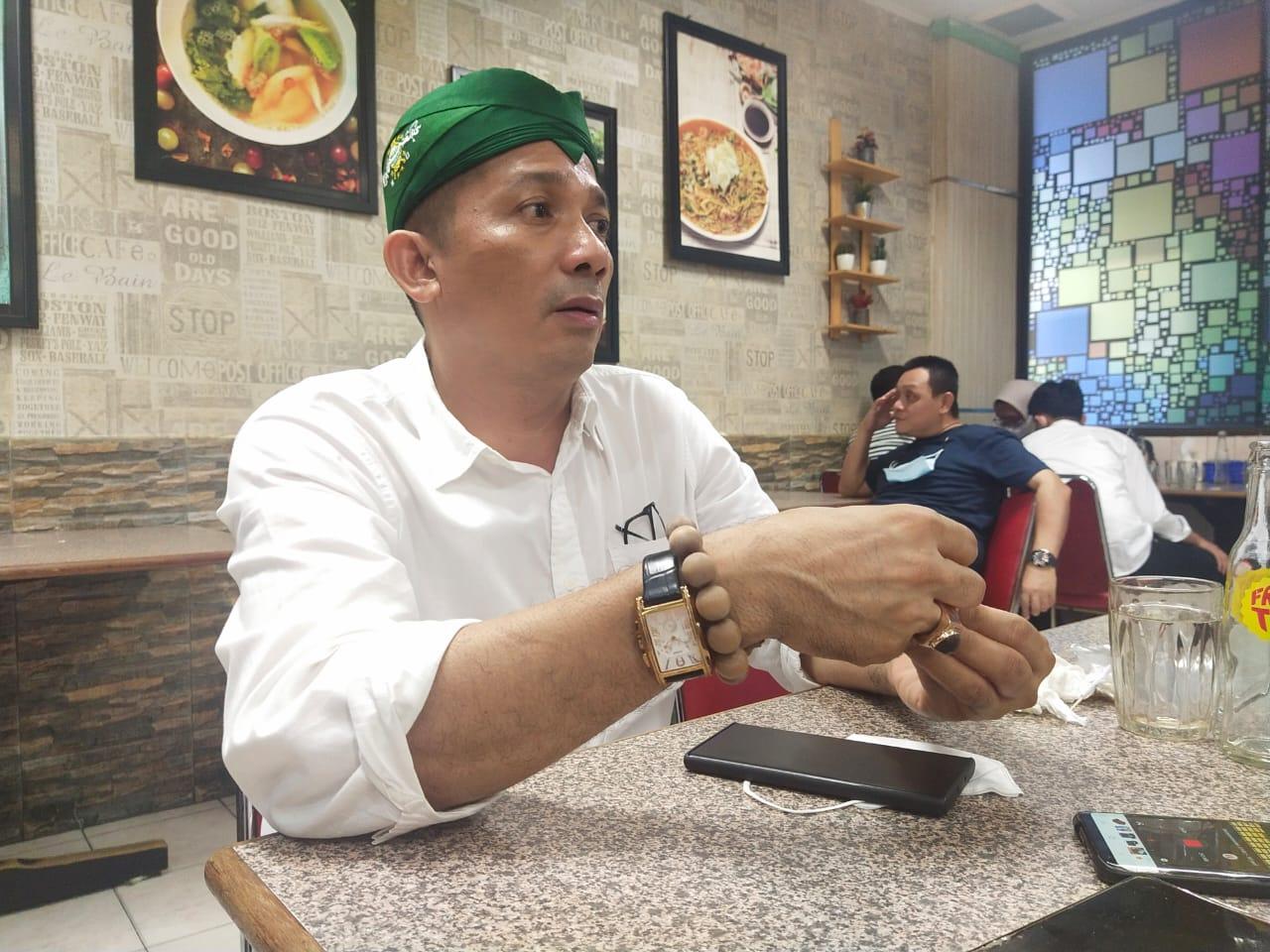 Jawab Kritikan 100 Hari Kerja, Bupati Adil: Mereka Tong Kosong, Asal Bunyi Saja