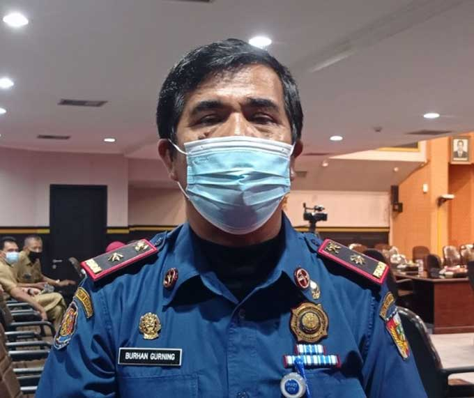 DPKP Bakal Tempatkan Armada Pemadam di Kompleks Tenayan