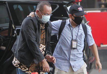 Pukul Petugas Rutan, Eks Sekretaris MA Nurhadi Dilaporkan ke Polisi