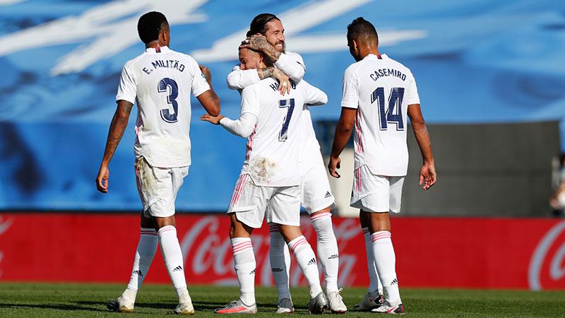 Hadapi Inter, Madrid Tanpa Ramos, Benzema, dan 4 Pemain Lain