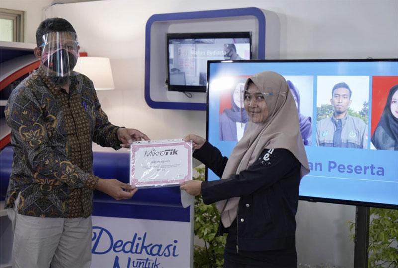 Program WFD Tingkatkan Daya Saing Angkatan Kerja Muda Riau