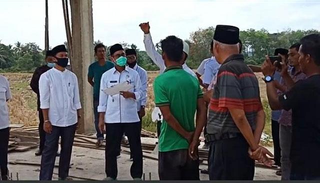 Dukung Pembangunan Masjid