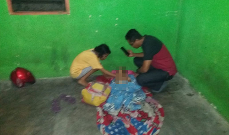 Sadis, Ayah Tiri Aniaya Balita hingga Meninggal di Marpoyan Damai