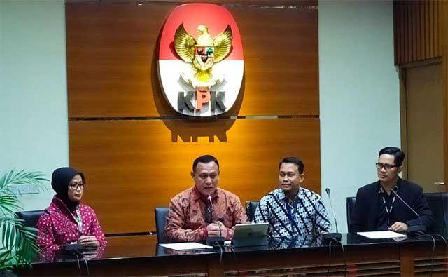 KPK Sesalkan Pejabat Negara Masih Rendah Kepatuhannya Laporkan LHKPN