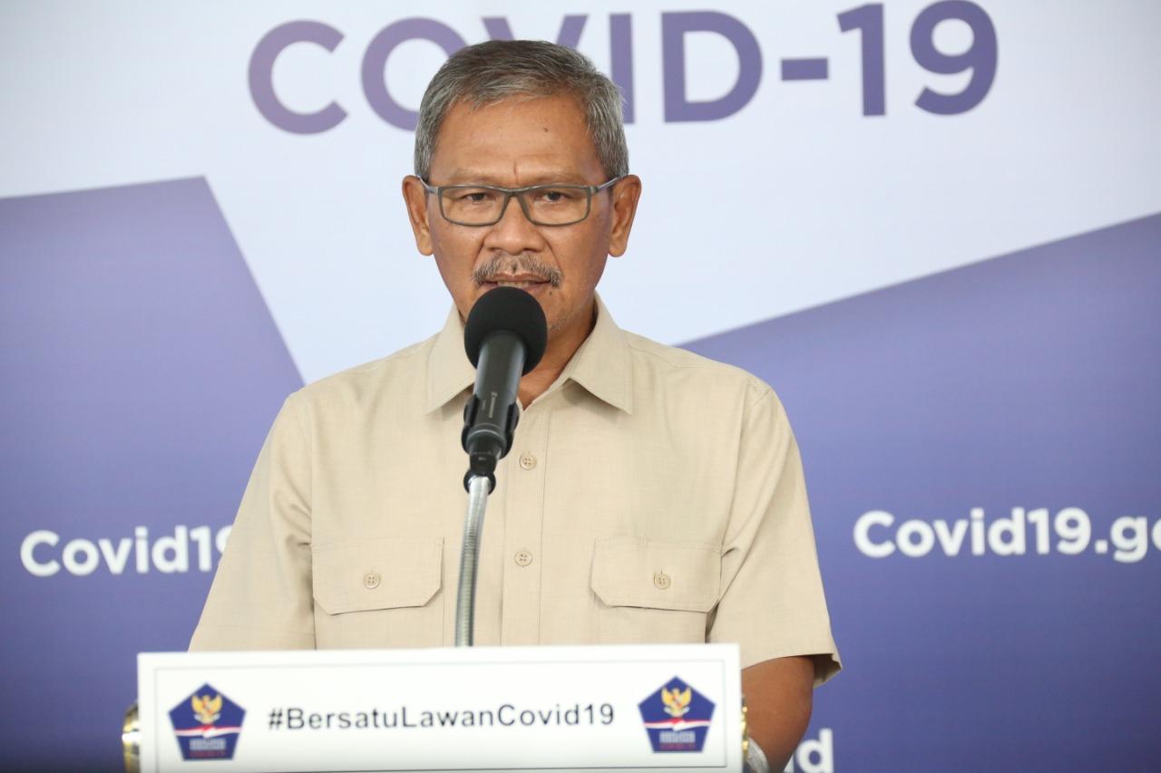 Tambah Satu Kasus Baru, Total 35 Orang Positif Covid-19 di Riau